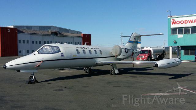 Learjet 35 (N40071)