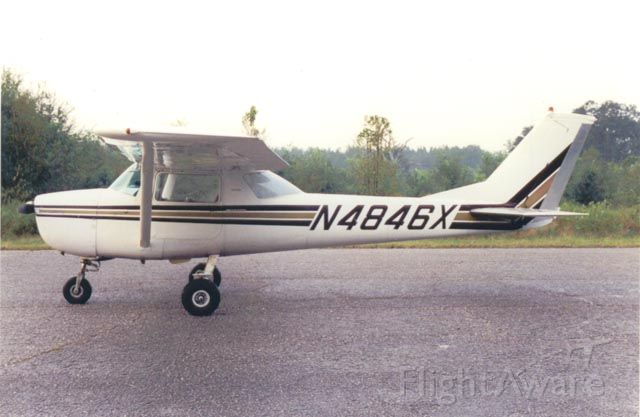 Cessna Commuter (N4846X) - Picture taken at X60 (Williston, FL) on 09/13/2003 by then owner, Thomas Mahoney Jr.