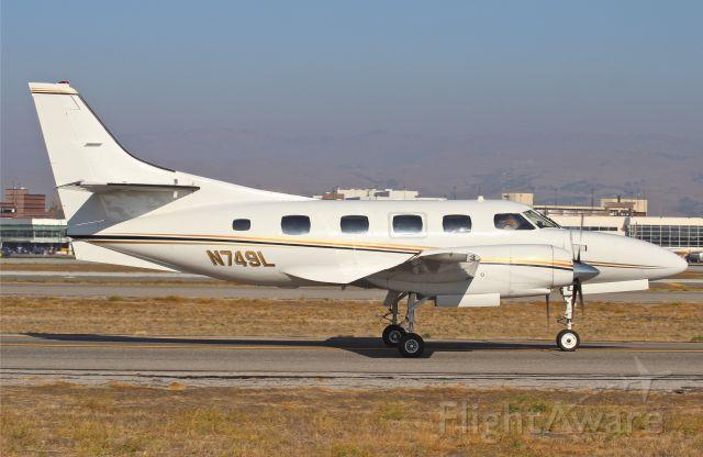 Fairchild Dornier SA-227DC Metro (N749L)