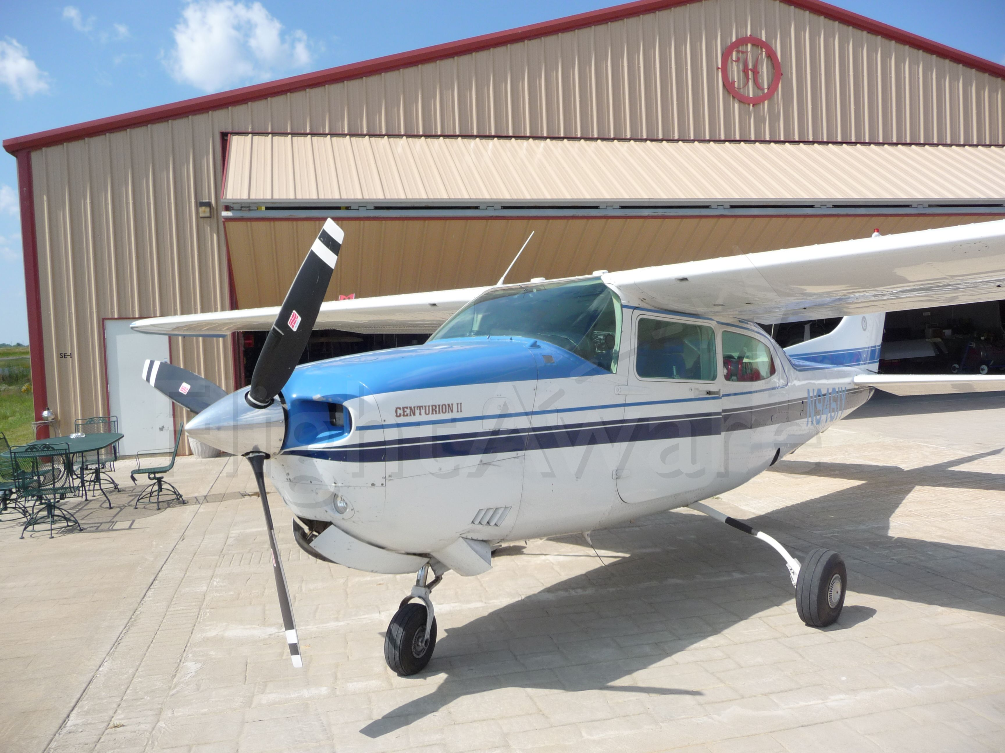 Cessna T210 Turbo Centurion (N9461Y) - 1981 Cessna T210