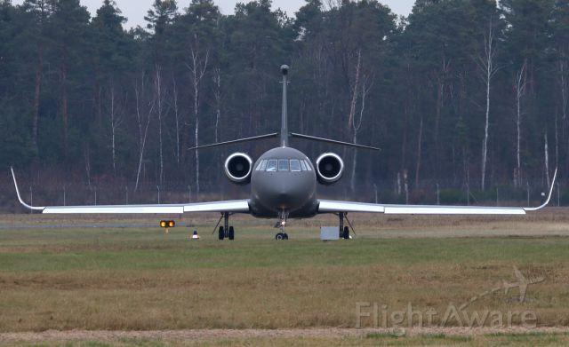 Dassault Falcon 2000 (OY-SWO)