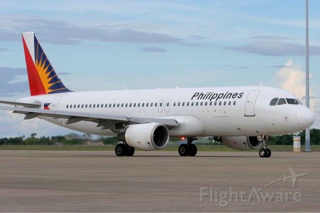 Airbus A320 — - Philippine Airlines Airbus 320