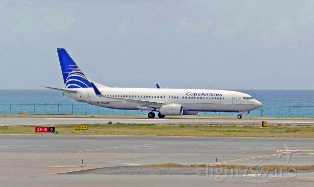Boeing 737-800 (HP1716CMP)