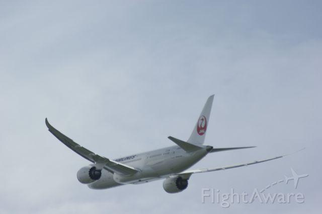 Boeing Dreamliner (Srs.8) (JA826J)