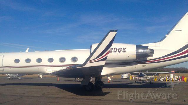 Gulfstream Aerospace Gulfstream IV (N420QS)