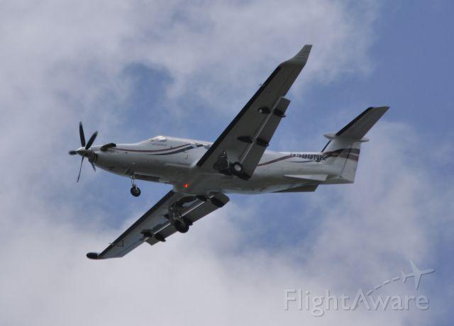 Pilatus PC-12 (N500NK)