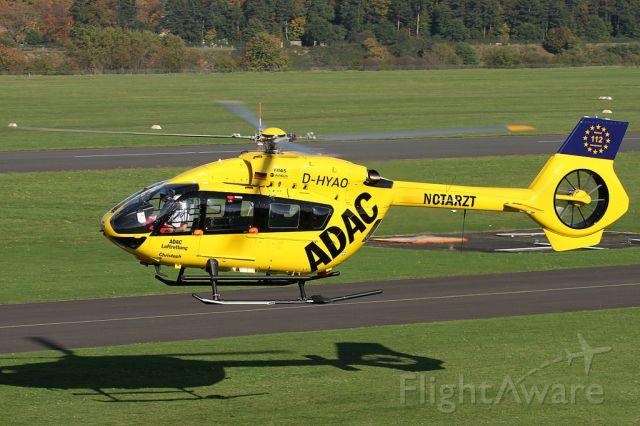 KAWASAKI EC-145 (D-HYAO) - Hélicoptères Airbus H145