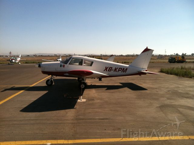 Piper Cherokee (XB-KPM) - September 20, 2012