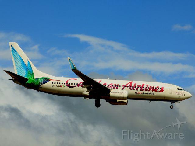 Boeing 737-800 (9Y-TAB)