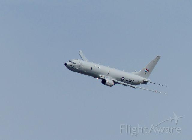 Boeing P-8 Poseidon (16-7953)