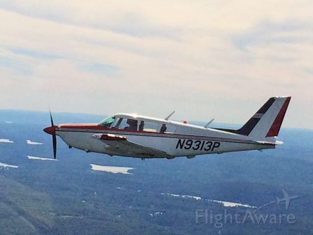 Piper PA-24 Comanche (N9313P)