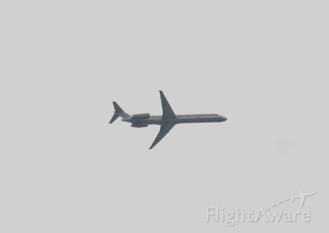 McDonnell Douglas MD-80 (MDG80)