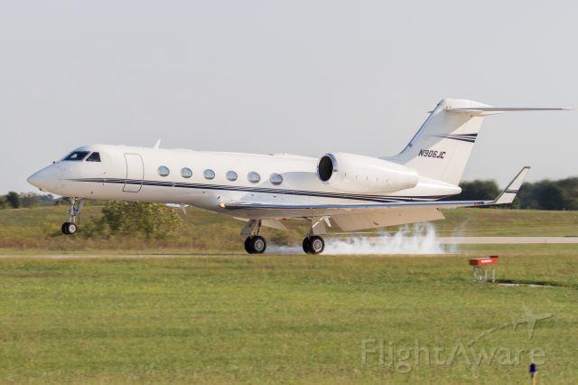 Gulfstream Aerospace Gulfstream IV (N906JC)