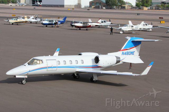Learjet 31 (N480ME)