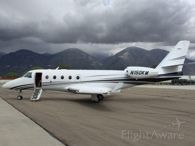 IAI Gulfstream G150 (N150KM)