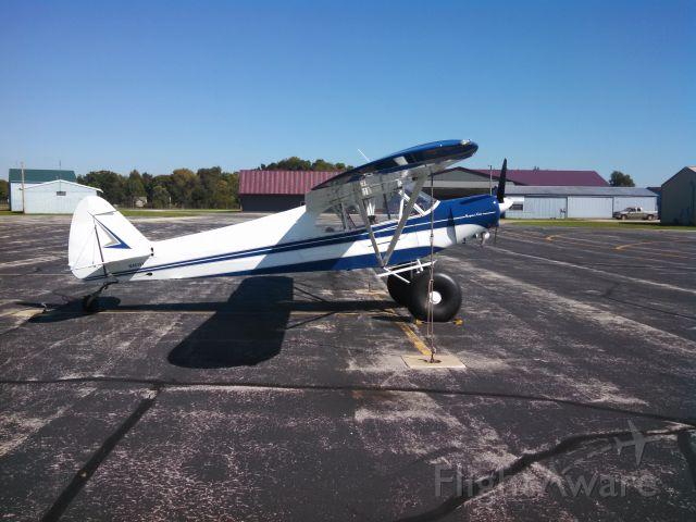 Piper L-21 Super Cub (N4639Y)