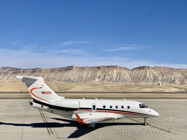 Embraer Legacy 450 (N92CE)