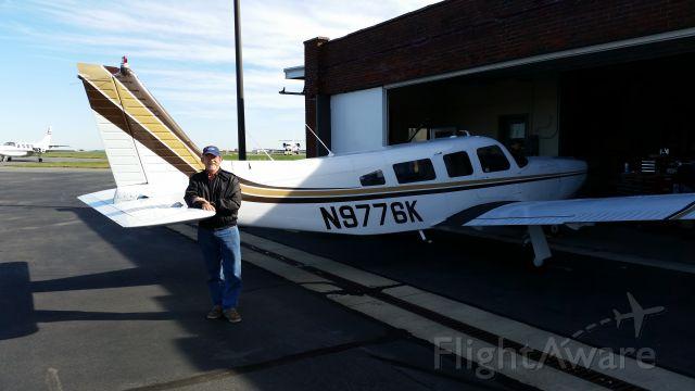 Piper Saratoga (N9776K) - N9776K at Lancaster Regional Airport (LNS)