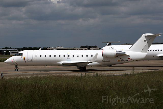 Canadair Regional Jet CRJ-200 (EC-IJE) - AIR NOSTRUM - IBERIA REGIONAL