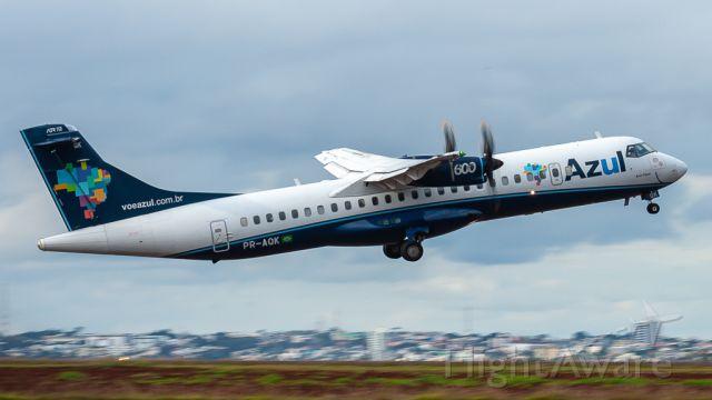 ATR ATR-72 (PR-AQK)