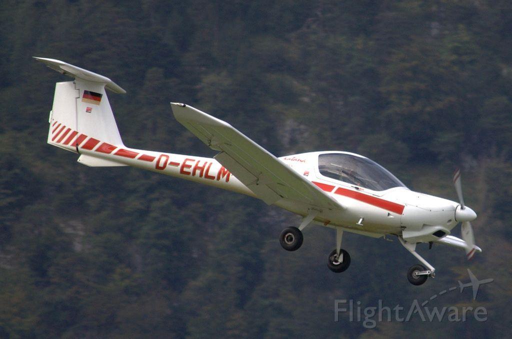 Diamond DA-20 (D-EHLM)