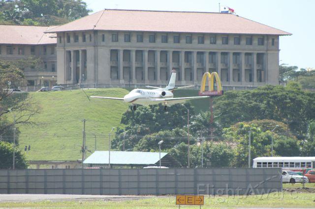 Cessna 500 Citation 1 (N20CZ)