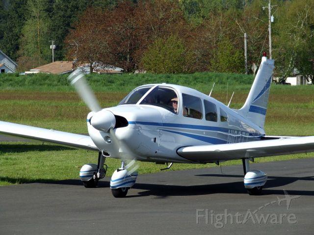 Piper Cherokee (N103TT) - Aero Dynamic Flying Club