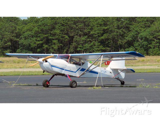 Experimental 100kts-200kts (N77LR)