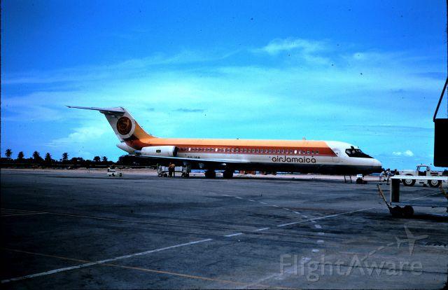 Douglas DC-9-10 (GY1GB) - 1970