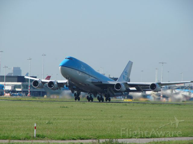 Boeing 747-200 (PH-BFS)