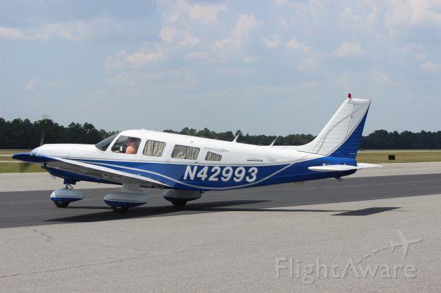 Piper Saratoga (N42993)