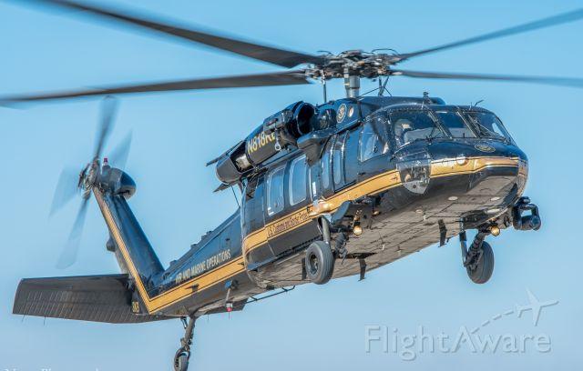 N818KB — - Sikorsky Black Hawk<br />in<br />usa US Department of Homeland Security