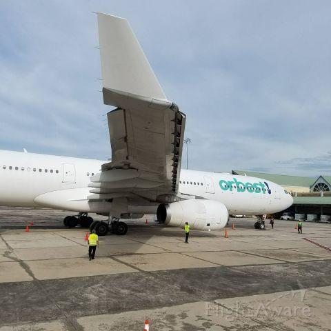 Airbus A330-300 (CS-TRH) - Aeropuerto Int