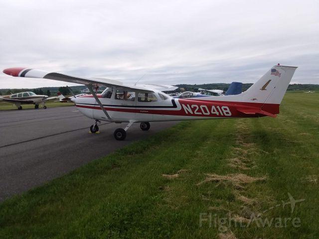 Cessna Skyhawk (N20418) - AOPA Fly-in 2019