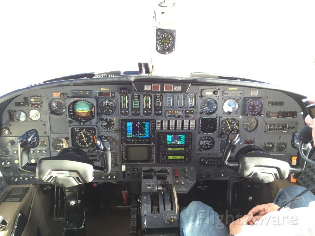 Cessna 500 Citation 1 (N332SE) - everything is working at the moment :)