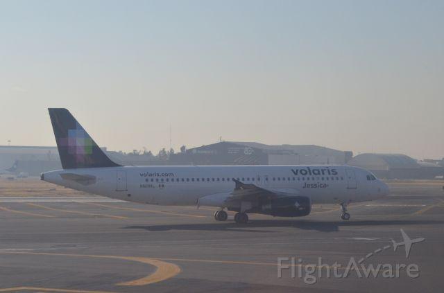 Airbus A320 (N509VL)