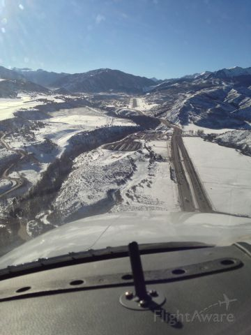 N956HC — - Aspen Approach