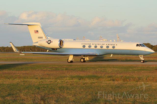 Gulfstream Aerospace Gulfstream V (01-0065)
