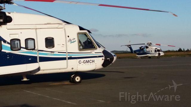 Sikorsky Helibus (C-GMCH)