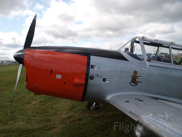 OGMA DHC-1 Chipmunk (N22777) - Ex-Danish AF Chippie