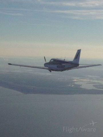 Piper Saratoga (N9198P)