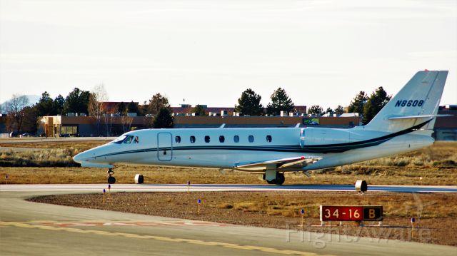 Cessna Citation Sovereign (N8608)