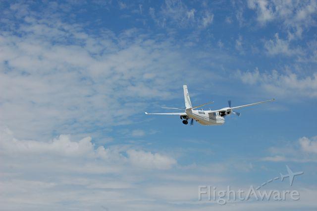 Gulfstream Aerospace Jetprop Commander (N980GR) - Positive climb ,and gear up