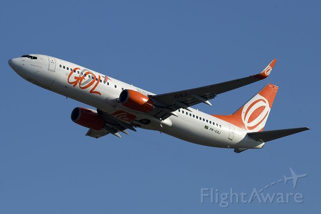 Boeing 737-700 (PR-GXJ)