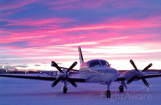 Cessna Conquest 2 (SVX43) - N441DK - SVX43
