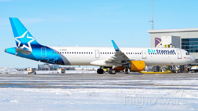 Airbus A321 (C-GTXV)