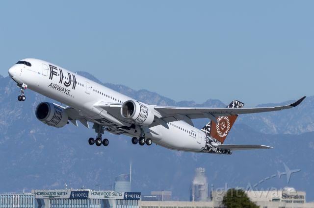 Airbus A350-900 (OO-FAJ)