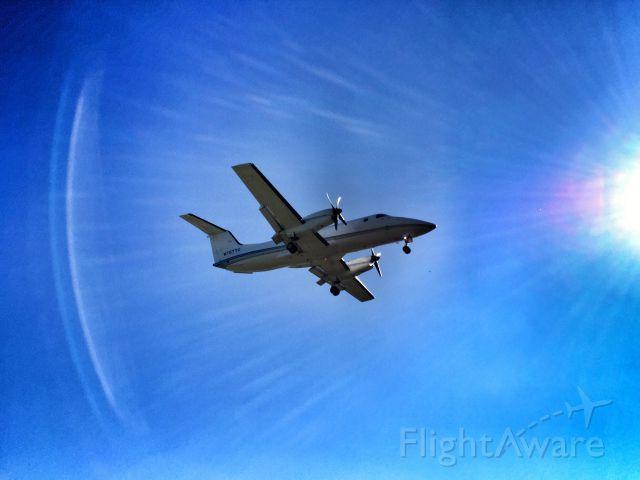 Embraer EMB-120 Brasilia (N707TG) - Photo: Derek Harbaugh