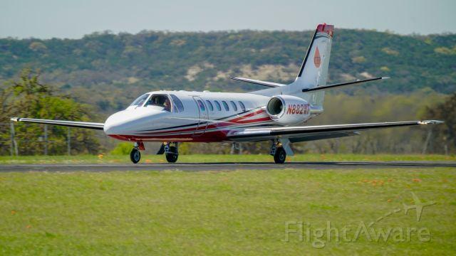 Cessna Citation II (N882WF)