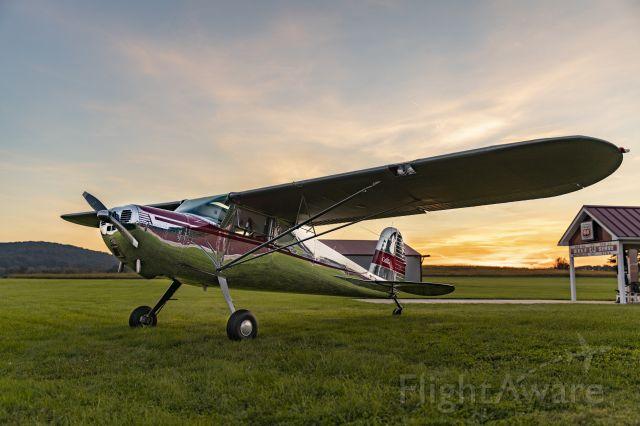 Cessna 140 (N51ET)